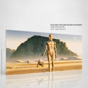 """""""R2 D2"""" et """"C-3P0"""" TM & (c) 2014 Lucasfilm Ltd."""