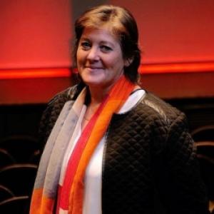 "Au ""Cameo"", Genevieve Lazaron, Deputee provinciale en charge de la Culture (c) ""La Libre"""
