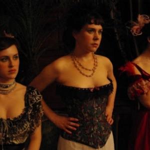 En maison close, elles deviennent Athena, Circe et Hera
