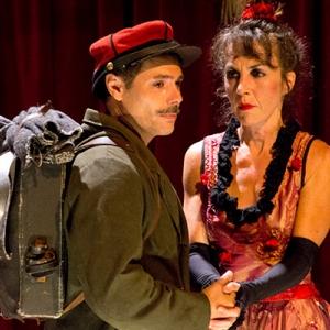 """""""1914, Le grand Cabaret"""" (c) """"Les Baladins du Miroir"""""""