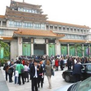 """""""Biennale, à Pekin"""" (c) """"Brexit"""""""
