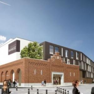 Renovation du Grand Manege (c) Ville de Namur