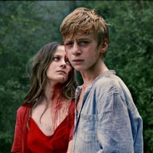 "Fantine Harduin & Thomas Gioria, dans ""Adoration"" (Fabrice Du Welz) (c) ""Les Bookmakers""/""The Jokers Films"""