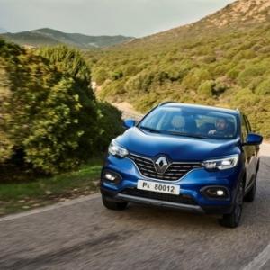 """La nouvelle """"Kadjar"""" 2019 (c) """"Renault"""""""