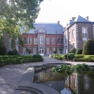 """Le """"Musee des Arts decoratifs-Hotel Groesbeeck-de-Croix"""" (c) """"Office du Tourisme de Namur"""""""