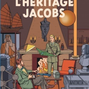 """L Heritage Jacobs"" (c) ""Dargaud"""