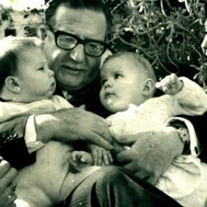 Allende, mon Grand Pere