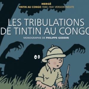 La monographie de Philippe Godin/2018 (c) Herge-Moulinsart-Casterman 2019