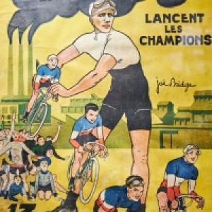 """""""Cycling Legends"""", à l' """"Autoworld"""", jusqu'au 25 Août"""