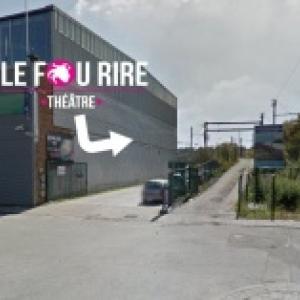 """""""C etait au Temps..."""" : Theatre """"Le Fou Rire"""""""