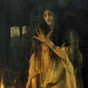 """Lady Macbeth"", Alfred Stevens,"
