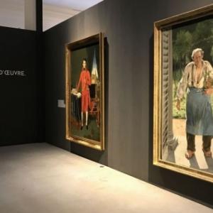 """Entree de l exposition """"Liege. Chefs d Oeuvres"""" (c) Ville de Liege"""