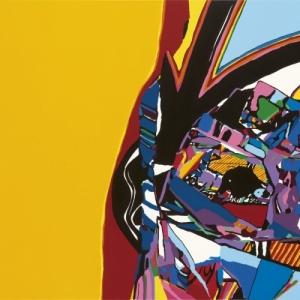 Sans titre/2013/Acrylique sur Toile/190 x 140 cm (c) Luis Salazar