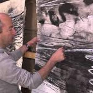L Artiste au travail (c) Pierre Debatty