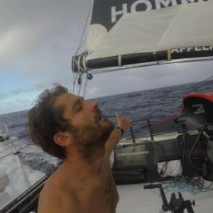 """Competition documentaire : """"Comme un seul Homme"""" (Eric Bellion), documentaire sur une 1ere participation au """"Vendee Globe"""""""