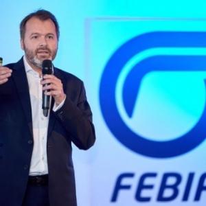 """Pierre Lalmand, le Directeur du Salon (c) """"Le Moniteur Automobile"""""""