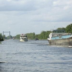 """Canal de la Senne (c) """"Bruxelles Nature"""""""