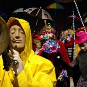 """Une Bande complete presentee au """"MICM"""", au Coeur du Carnaval de Dunkerque (c) """"Sud Info"""""""