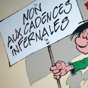 """(c) Andre Franquin/""""Dupuis"""""""