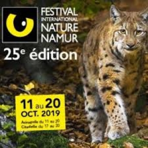 Expos de Photos de la Nature, à la Citadelle de Namur et à Jambes, du 17 au 20 Octobre