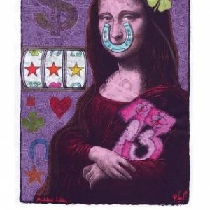"""""""Monnaie Lisa""""/Patrick de Froidmont"""