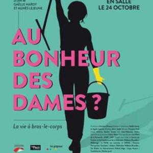 """""""Au Bonheur des Dames"""" (Gaelle Hardy et Agnes Lejeune)"""