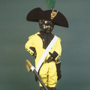 """""""Canari"""", en 1972 (c) """"Les Amis de Manneken-Pis"""""""