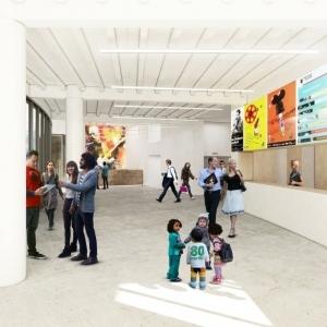 Son futur Hall d Accueil (c) Province de Namur
