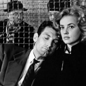 Jeanne Moreau et Maurice Ronet
