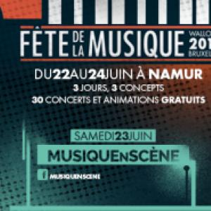 Ce 10 Juin, au « Quai Novèle », à Namur, le Groupe musical balkanique « Kaba »