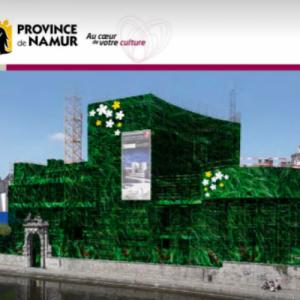 """""""La MCN pousse et ca s arrose"""" (C) Province de Namur"""