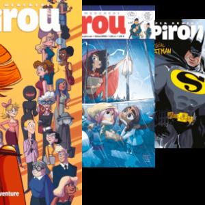 """""""Futuranima"""", a """"Flagey"""" : Table Ronde sur la BD et l'Animation,en partenariat avec """"Le Jounal de Spirou"""" (c) """"Dupuis"""""""