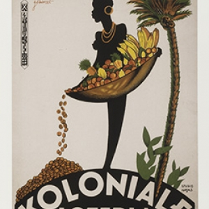 """""""Loterie Coloniale""""/J. Binet"""