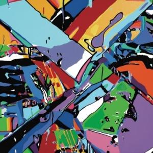 Sans titre/Une explosion de couleurs (c) Ville de Liege/Communication/Emilie Denis