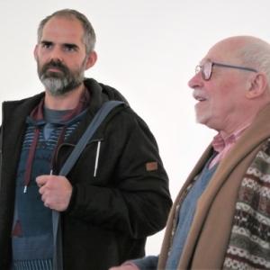 Michael Matthys et Roger Pierre Turine (c) Laszlo Arany