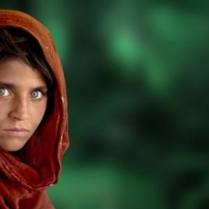 Sharbat Gula (c) Steve McCurry