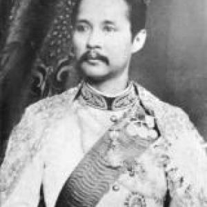 Chulalongkorn, Rama V