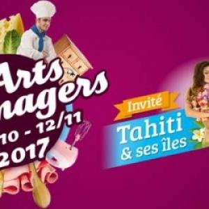 "Tahiti au ""Salon International des Arts Ménagers"", à Charleroi, jusqu'au 12 Novembre"