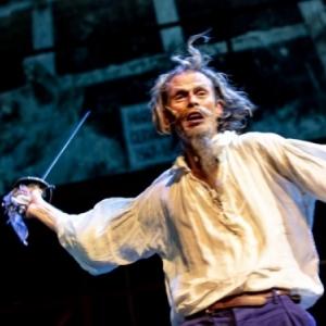 """Filip Jordens en """"Don Quichotte"""" au """"Theatre de Liege"""", du 18 au 22 Décembre"""
