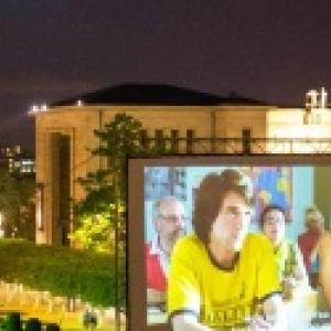 """En plein air, au Mont des Arts, derniere projection gratuite de """"Best of"""", ce samedi 04, a 21h30"""