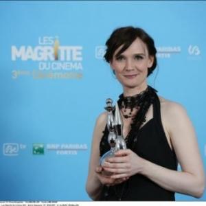 A.-P. Clairembourg, meilleur Espoir feminin, en 2013