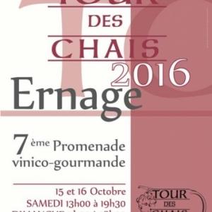 """""""Tour des Chais"""", à Ernage, 15 et 16/10"""