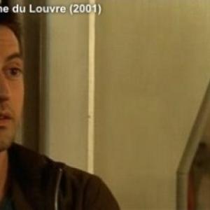 "Frederic Diefenthal/2001/""Belphegor, le Fantome du Louvre"""