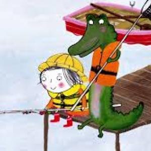 """Rita et le Crocodile"""