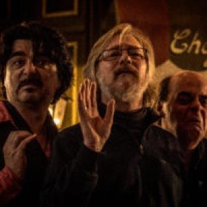 Marc De Roy,  Alain Eloy et Stephane Oertli (c) David Taillebuis