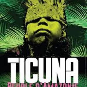 """""""Ticuna, Peuple d'Amazonie"""", livre écrit par Daniel De Vos, et Exposition, à Binche"""