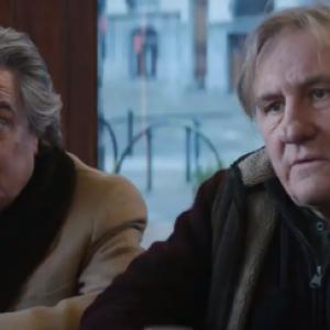 """Competition internationale : """"Convoi exceptionnel"""" (Bertrand Blier), avec Christian Clavier et Gerard Depardieu"""