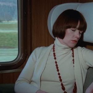 """""""Une Anglaise romantique"""", ... en Train"""