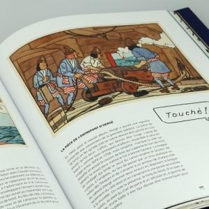 """Page 103/Case de la Planche 17 (c) """"Gallimard-Ed. Moulinsart"""""""