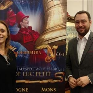"Anne Roelandt et Maxime Prevot (c) ""Vlan"""
